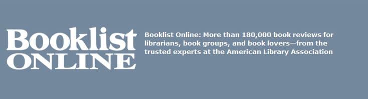 Review by David Pitt, Booklist Online