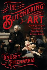 Book cover, Butching Art